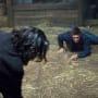Cain and Dean - Supernatural Season 10 Episode 14