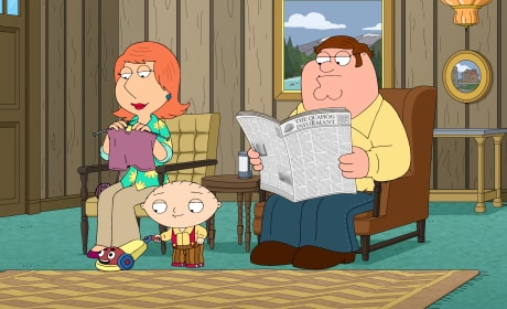Wheaties Boy - Family Guy Season 16 Episode 16