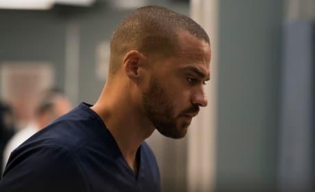 Jackson is Stumped - Grey's Anatomy Season 14 Episode 10