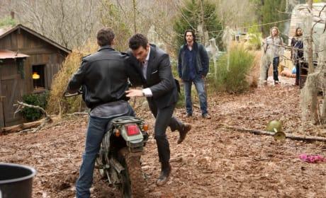 Elijah to the Rescue!