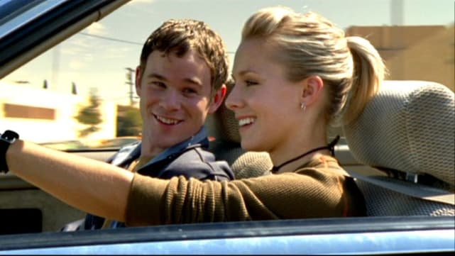 Troy Lies to Veronica About his Intentions - Veronica Mars