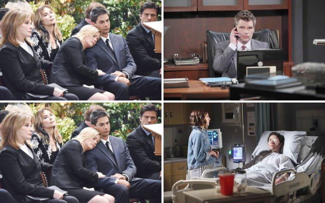 Wills funeral days of our lives