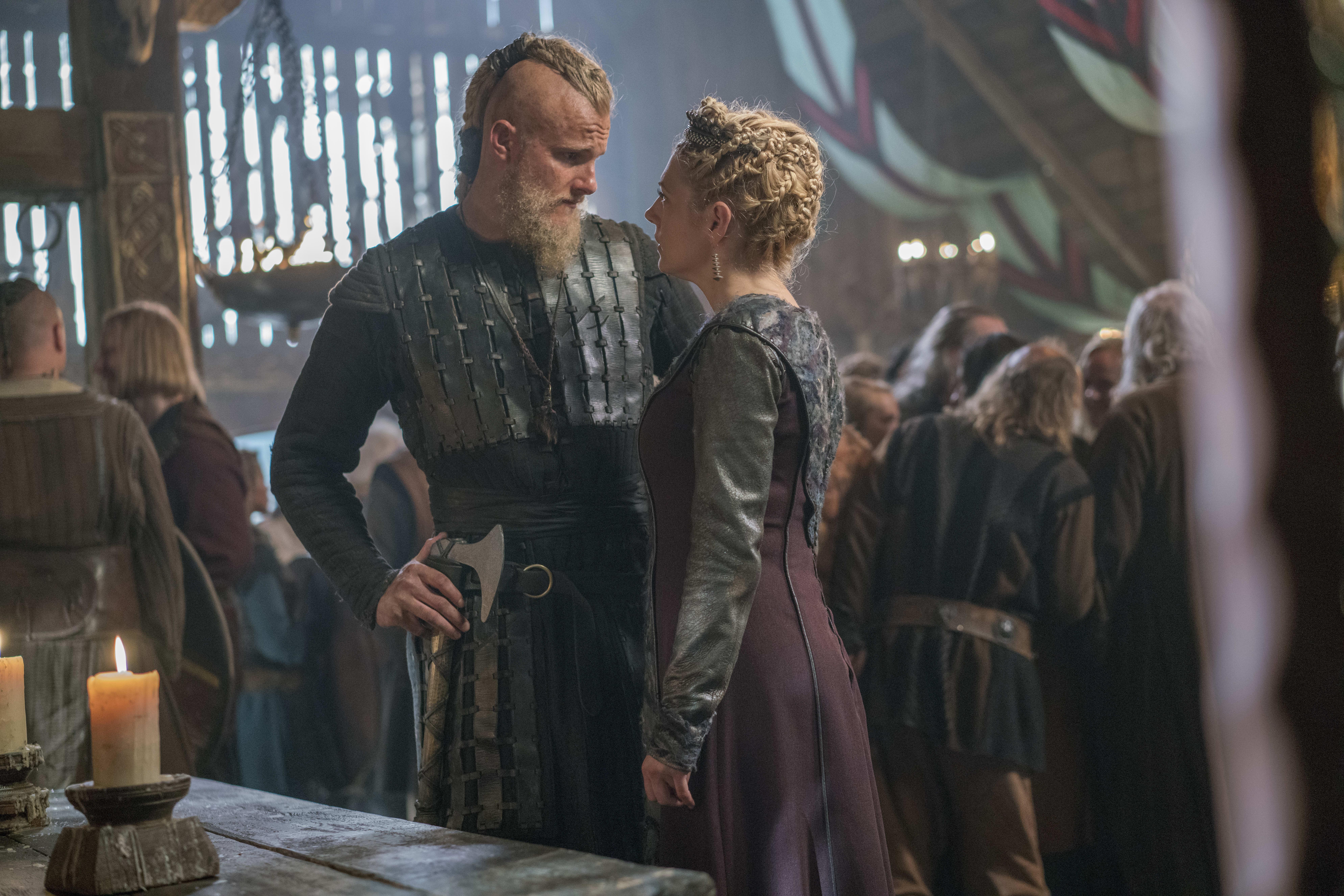 Vikings Season 5 Episode 7 Review Full Moon Tv Fanatic