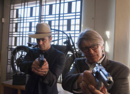 Watch Justified Season 5 Episode 9 Online