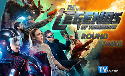 DC's Legends of Tomorrow Round Table: A Hero's Journey on Steroids