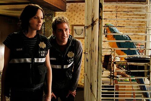 Sara and Greg