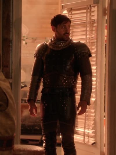 King Arthur In The Underworld - Once Upon a Time Season 5 Episode 21