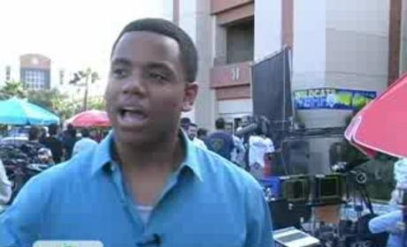 Tristan Wilds Interview, BuddyTV