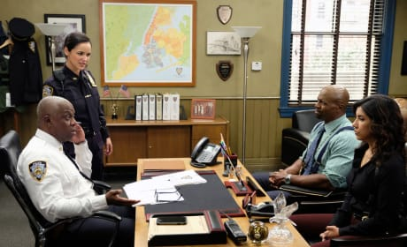 Calling in Reinforcements  - Brooklyn Nine-Nine Season 6 Episode 10