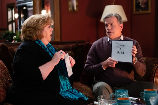 Did Tom Catch Martha Off-guard? - Good Witch Season 5 Episode 7