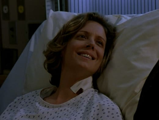 Joyce's Hospital Amnesia - Buffy the Vampire Slayer Season 1 Episode 7