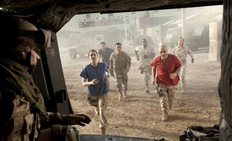 Combat Hospital Photo