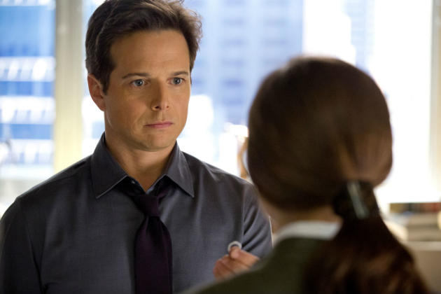 Scott Wolf on Perception