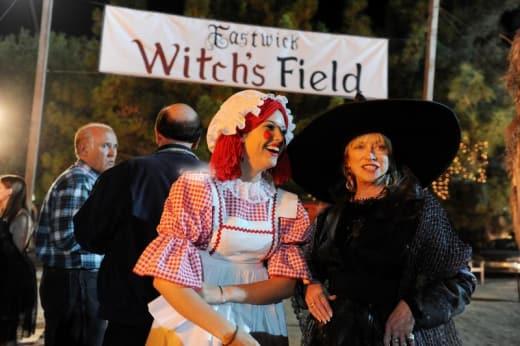 Eastwick Witch's Field