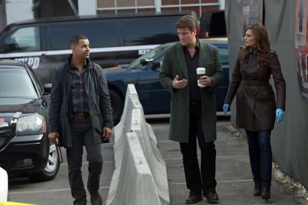 Espo, Castle and Beckett