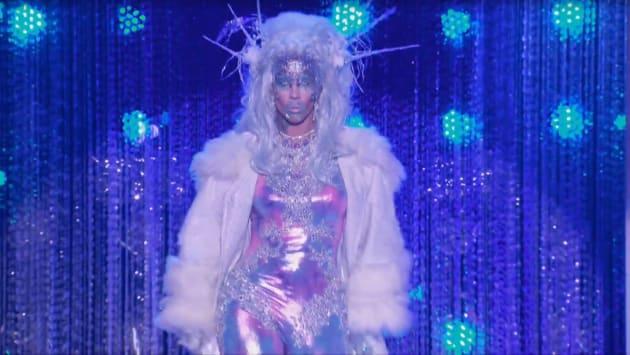 Ice Queen - RuPaul's Drag Race Season 10 Episode 4