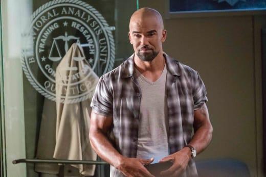 Derek Returns!! - Criminal Minds