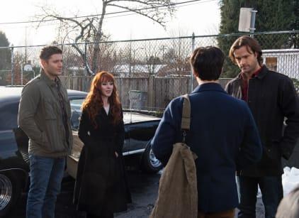 Watch Supernatural Season 12 Episode 13 Online
