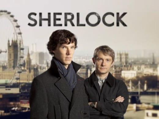 Sherlock Season 3 Team