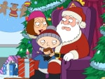 Mall Santa - Family Guy