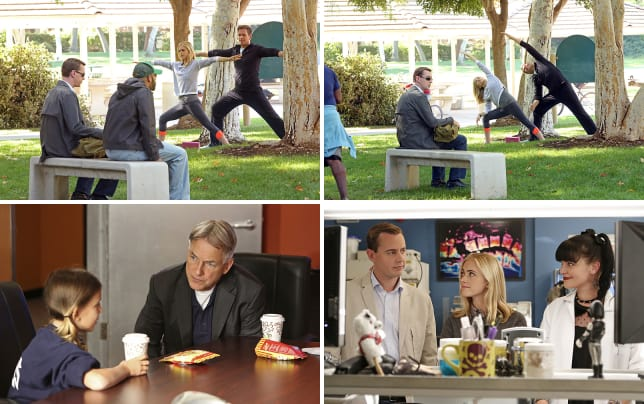 Ncis exercise routine s12e6