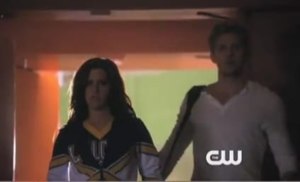 Hellcats Finale Clip: Flip Out!