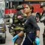 A Concerned Dawson - Chicago Fire Season 5 Episode 4