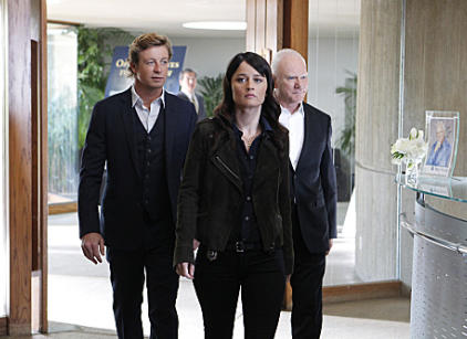 Watch The Mentalist Season 4 Episode 16 Online