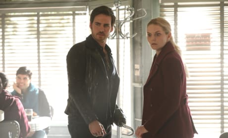 Surprise! - Once Upon a Time Season 6 Episode 9