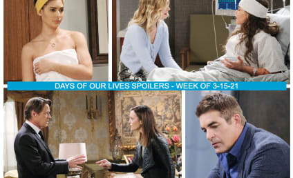 Days of Our Lives Spoilers Week of 3-15-21: Another Murder Suspect
