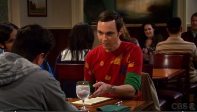 Mistake by Sheldon