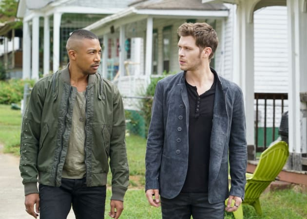 Old Friend - The Originals Season 5 Episode 4