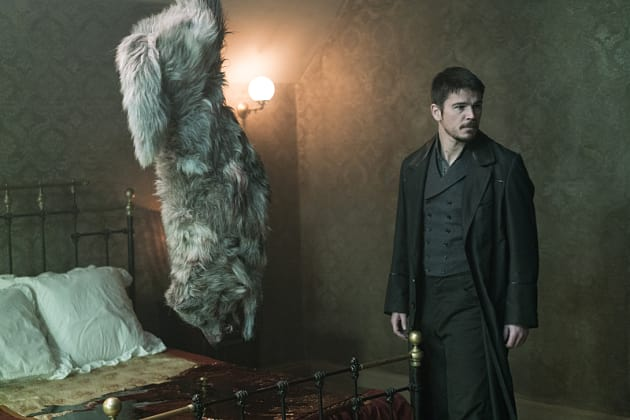 Returning to London - Penny Dreadful