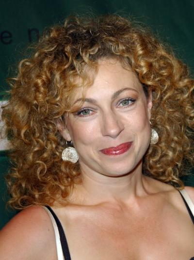 Alex Kingston Pic