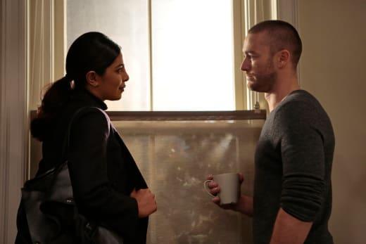 Truce? - Quantico Season 2 Episode 11