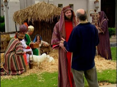Mary, Joseph and Larry Picture