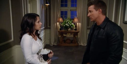 Unexpected Run-In — General Hospital