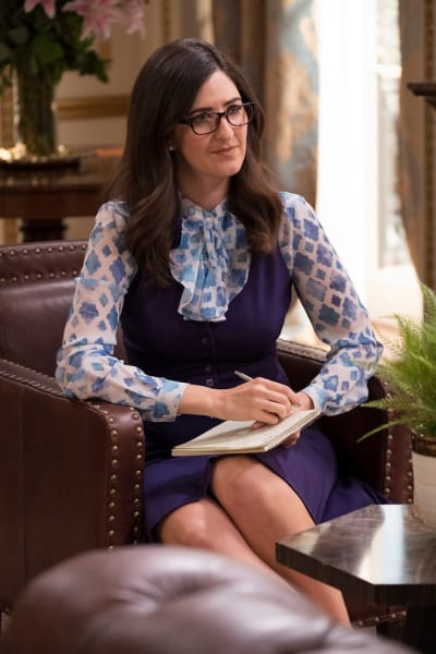 Therapist Janet - The Good Place Season 2 Episode 6