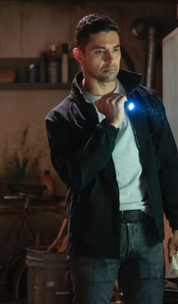 Torres Searches for Gibbs - NCIS Season 17 Episode 1