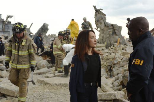 All the Details - Designated Survivor Season 1 Episode 2