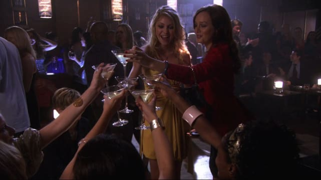 "Gossip Girl Season 1 Episode 5 ""Dare Devil"""