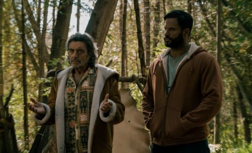 Wednesday Is Determined - American Gods