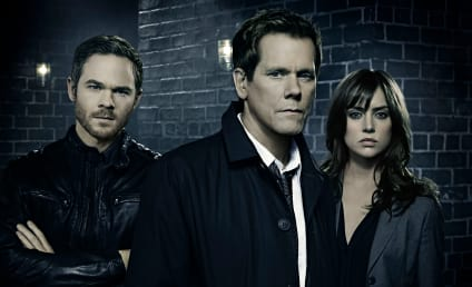 The Following Interview: Kevin Bacon on New Threats, New Romance & More!