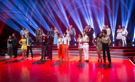 Awaiting Another Elimination - Dancing With the Stars