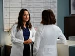 Jo Confronts Amelia - Grey's Anatomy