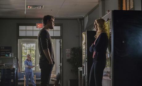 Snacks Could Help - The Vampire Diaries Season 6 Episode 12