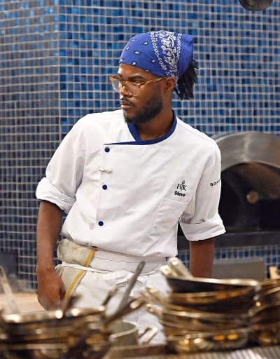 Carrying the Team - tall - Hell's Kitchen Season 20 Episode 4