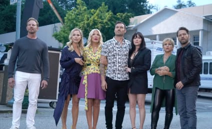 BH90210 Cast Thanks Fans Following Cancellation, Hints There's More to Come