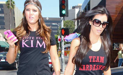 Khloe Kardashian, Kim Kardashian Kount on Each Other