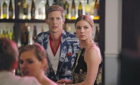Emily and Nolan Scheme - Revenge Season 4 Episode 10